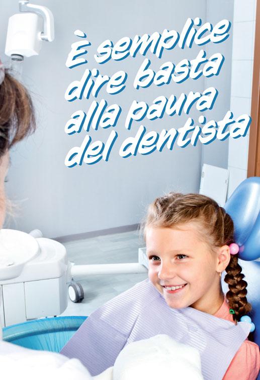 paura del dentista bambini
