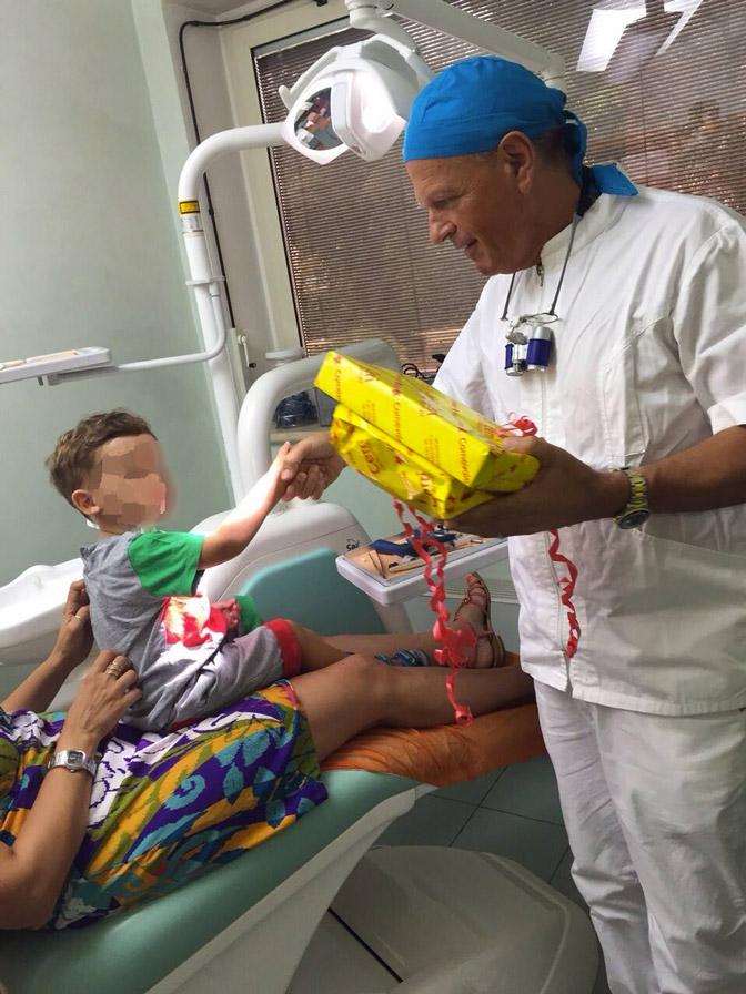 Dentista pedodontico san benedetto del tronto lanciano